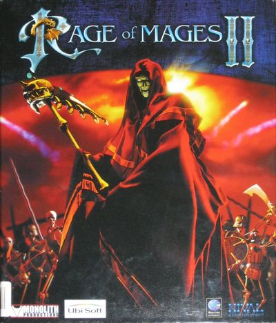 Rage of Mage II collectors edition